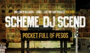 Scheme & DJ Scend - Pocket Full Of Pesos (Mixtape)
